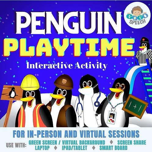 Penguin Playtime
