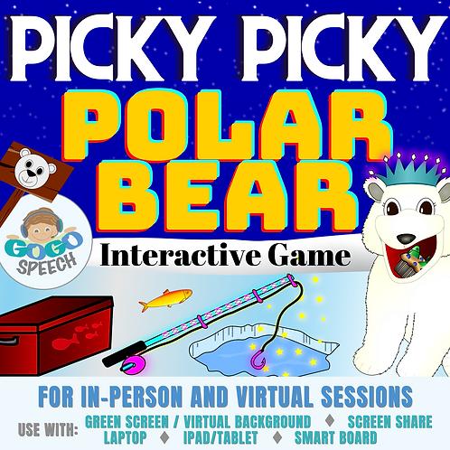 Picky Picky Polar Bear