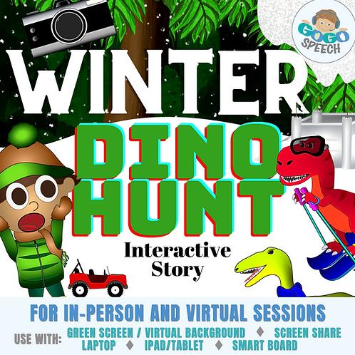 Winter Dino Hunt