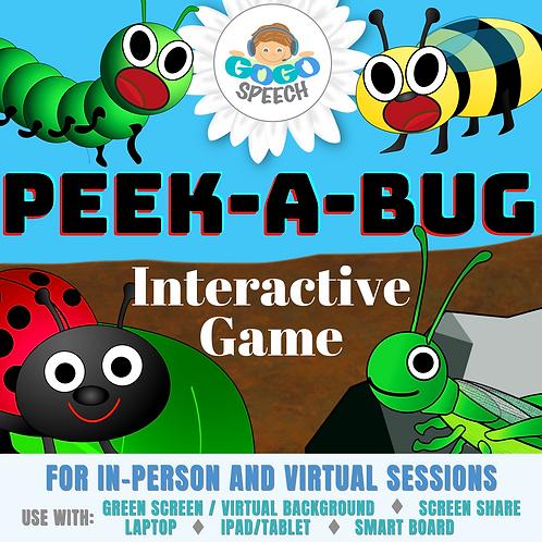 Peek-A-Bug