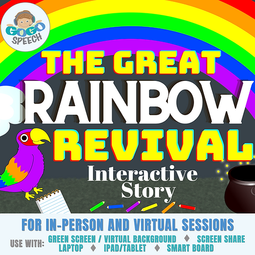The Great Rainbow Revival