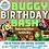 Thumbnail: Buggy Birthday Bash