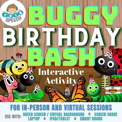 Buggy Birthday Bash