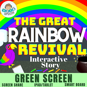 The Great Rainbow Revival Interactive Story by GoGo Speech