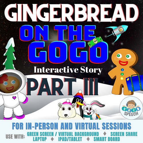 Gingerbread on the GoGo Part III
