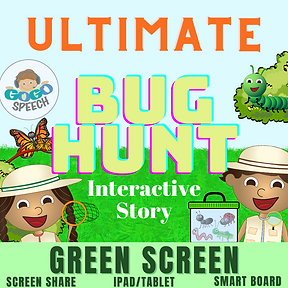 Ultimate Bug Hunt Interactive Story by GoGo Speech