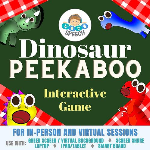 Dinosaur Peekaboo