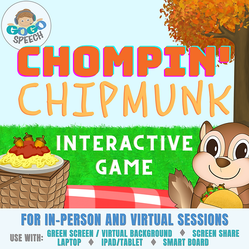 Chompin' Chipmunk