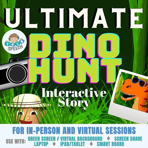 Ultimate Dino Hunt