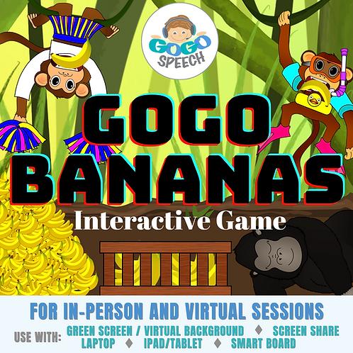GoGo Bananas