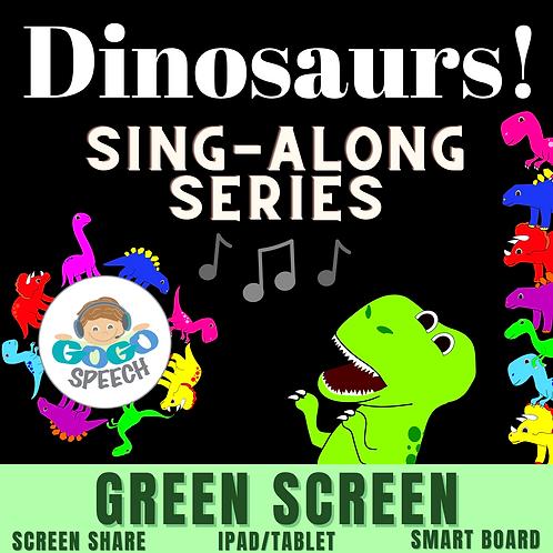 Dinosaurs! Sing-Along Series