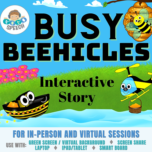 Busy Beehicles