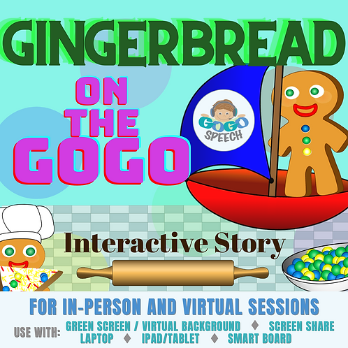 Gingerbread on the GoGo