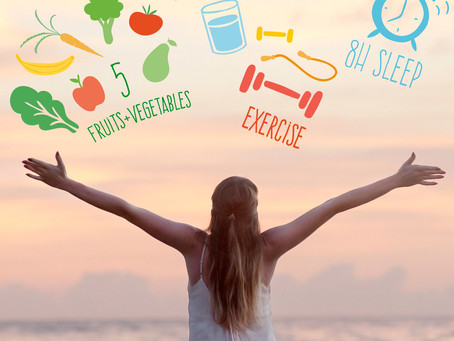 0031 - How to pack 50 healthy habits in one day - Part II