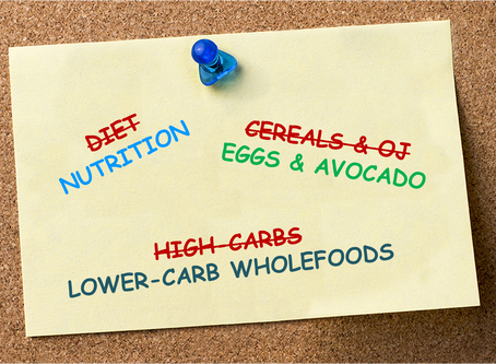 0004 - 3 nutrition myths debunked: diets, breakfast and calories