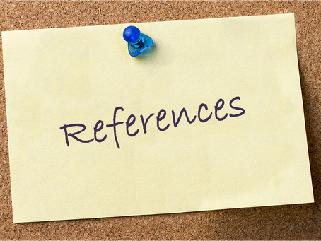 References blogs 0014 to 0019