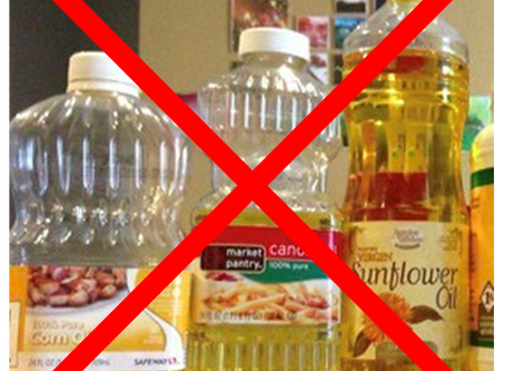 0014 - Stay away from vegetable oils!