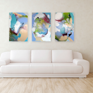 Serenity (triptych)