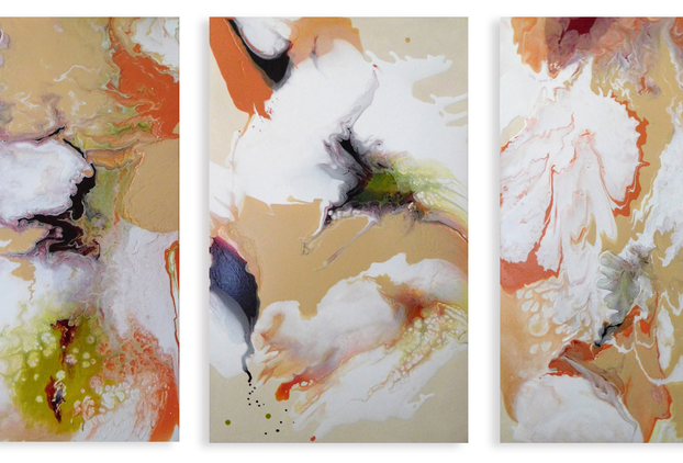 Indian Summer (triptych)