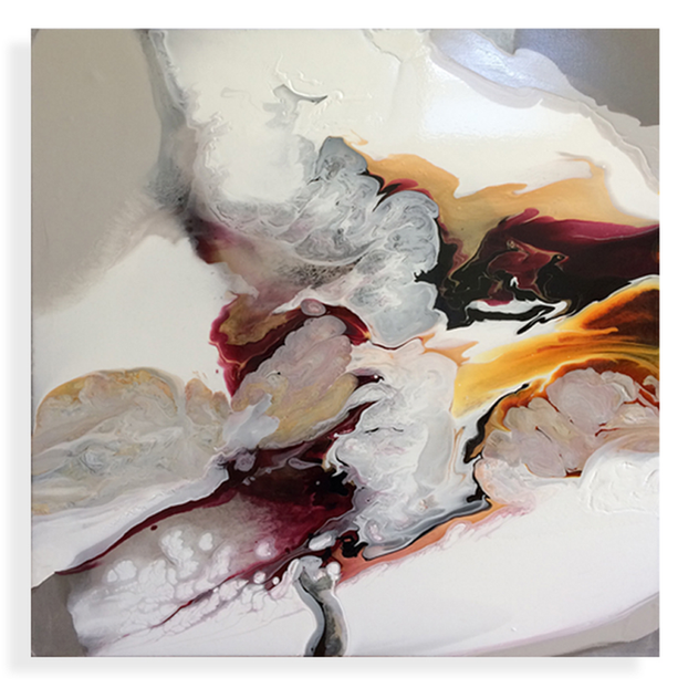 Pour Paintings 1