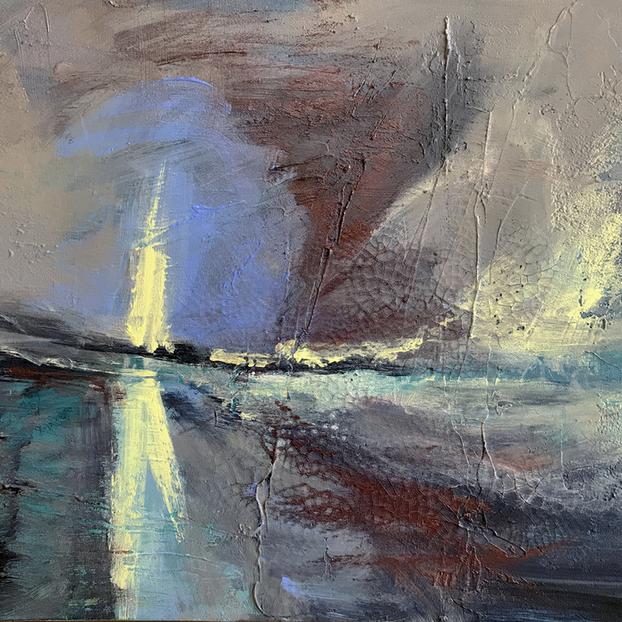 Blue Light (After Turner)