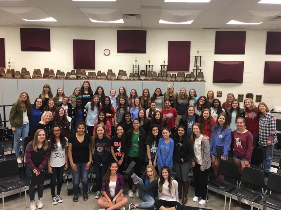Scurlock-Choralier Women