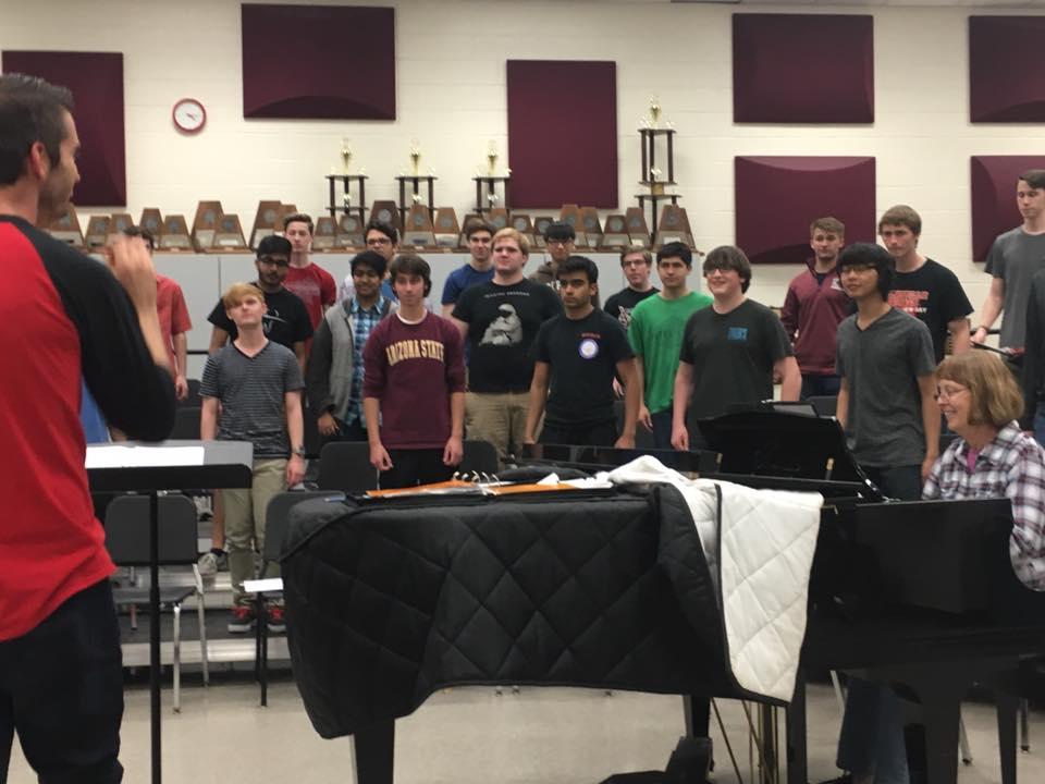 Scurlock-Chorale Men Sing