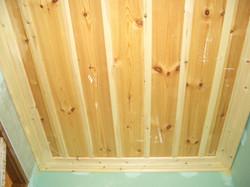 Wooden ceiling - Gythion Mani