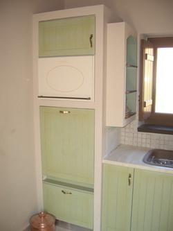Kitchen cabinets - Gythion Mani