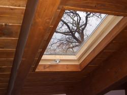 Roof window installation - Mani