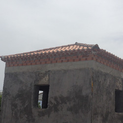 Renovation - Wooden roof - Gythion