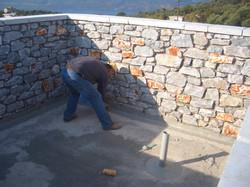 Roof terrace repair & waterproofing