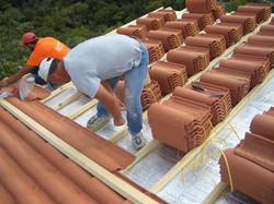 Roof construction - Mani