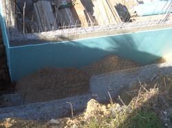 Drainage construction - Gythio Mani