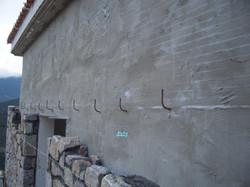 External wall waterproofing - Mani