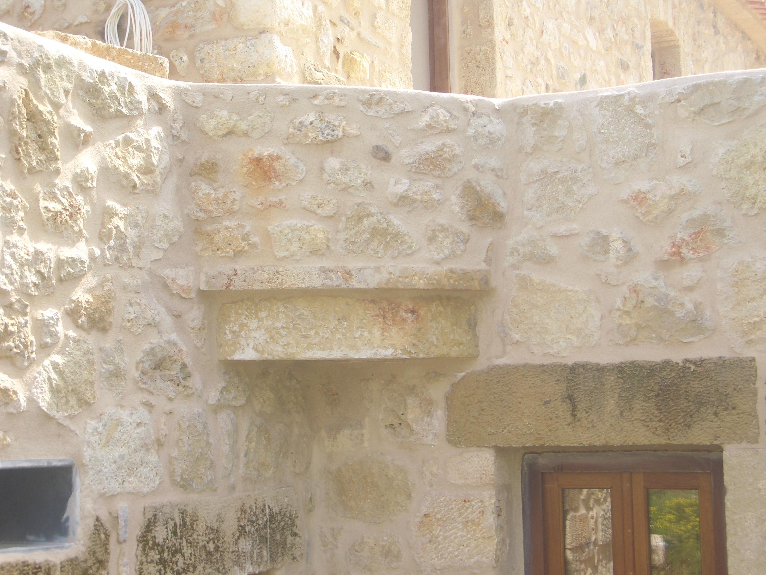 Πέτρινος εξώστης - Μάνη - Πετρίνα