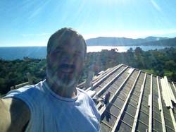 Roof construction - Gythion Mani