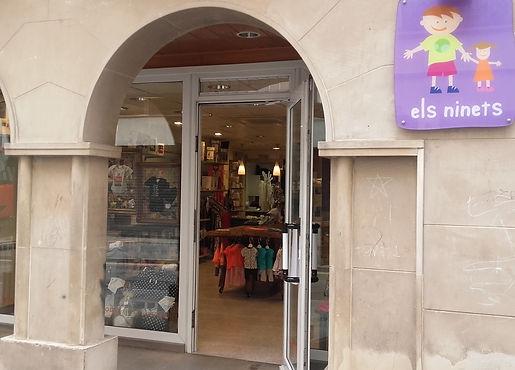 La nostra botiga