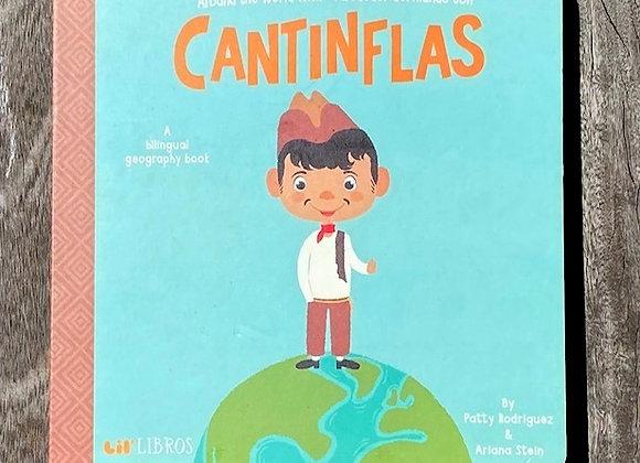 Cantiflas book - Lil' Libros