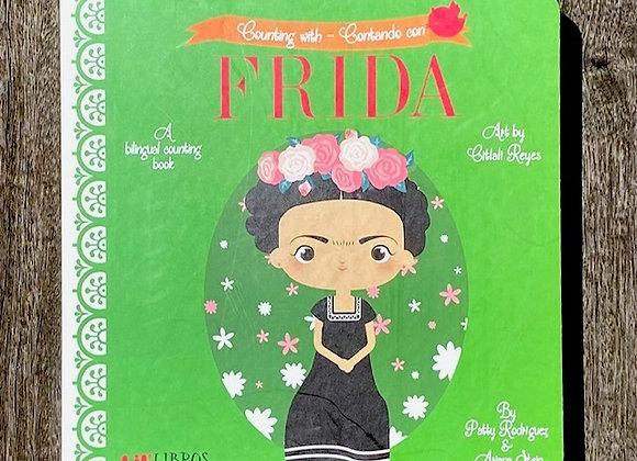 Frida book - Lil' Libros