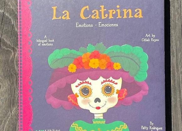 La Catrina book - Lil' Libros