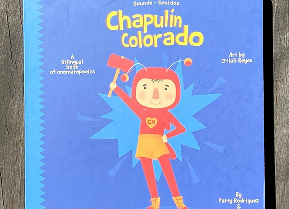 Chapulin Colorado book - Lil' Libros
