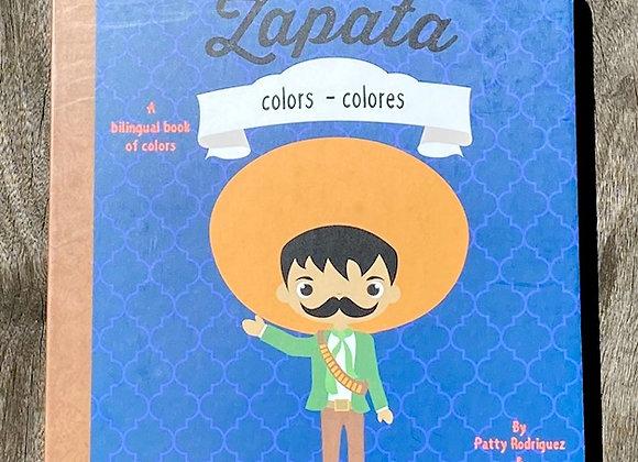 Zapata book - Lil' Libros