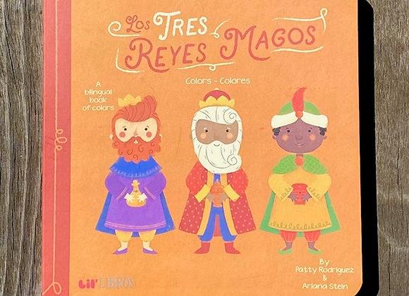 Los Tres Reyes Magos book - Lil' Libros
