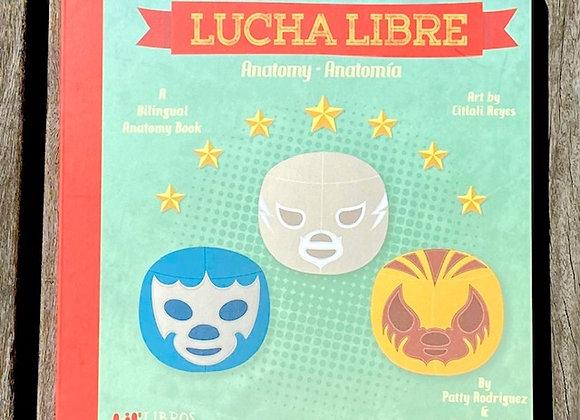 Lucha Libre book - Lil' Libros