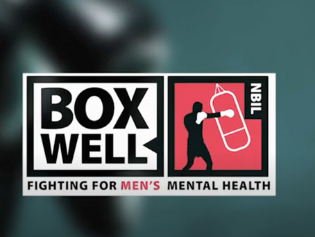 """Our One Year Anniversary. """"Box Well"""" NBIL boxing Mental Health course"""