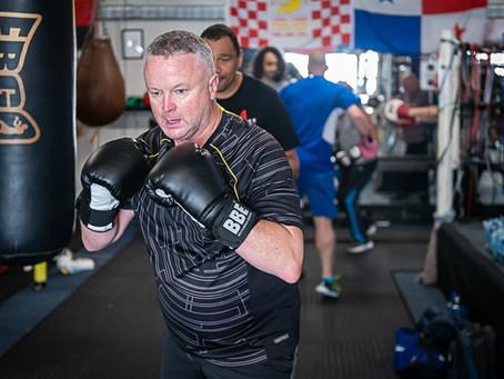 Tony fights his corner