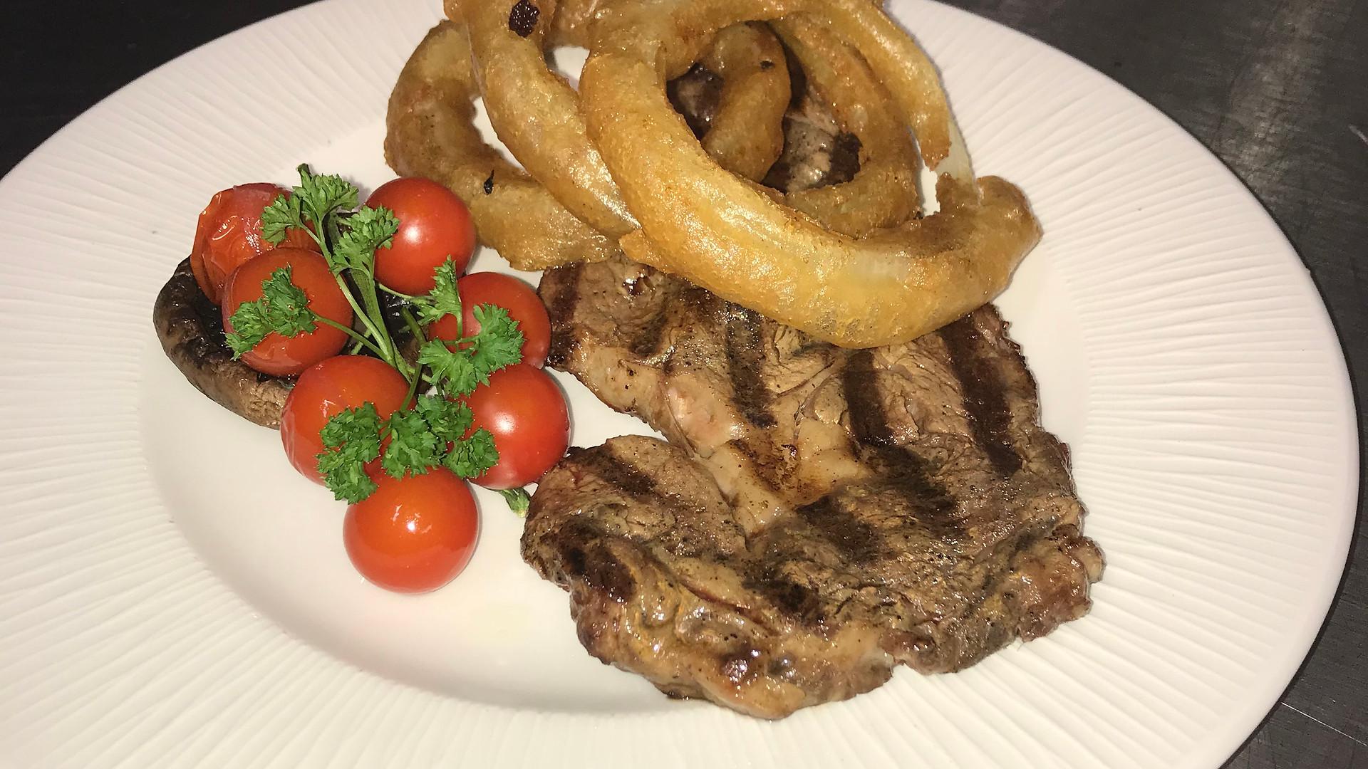 Ribe-eye Steak