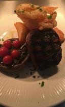 Char-Grilled Fillet Steak