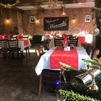Christmas At Hannah`s Restaurant
